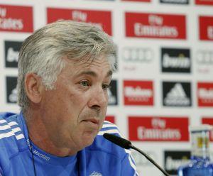"""Ancelotti:""""Jugamos muy bien. Jugamos más rápido"""""""