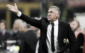 Ancelotti says no to AC Milan