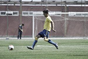 Carlos Gutiérrez se concentra con el primer equipo