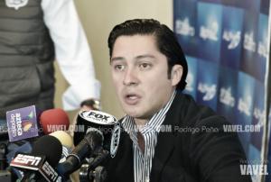 """Carlos López: """"El Puebla jugó contra 12"""""""