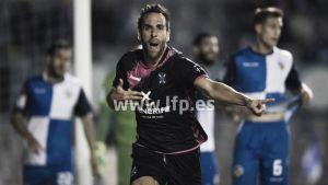 """Carlos Ruiz: """"Cuando he visto venir el balón supe que era la mía e hice el gol"""""""