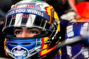 """Carlos Sainz: """"Estoy deseando que llegue la carrera, disfruto corriendo en Hungría"""""""
