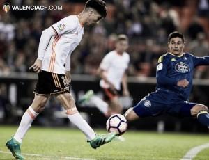 Carlos Soler, el faro del Valencia