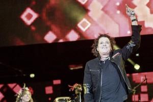 Carlos Vives enamora a Bilbao