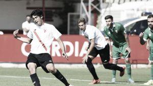 El Sevilla Atlético tumba al Algeciras en el descuento
