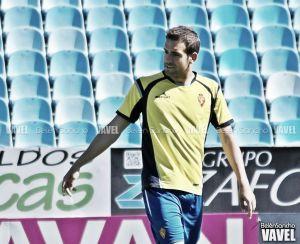 """Carlos Javier: """"Hemos sabido competir, pero el segundo gol ha sido un mazazo"""""""