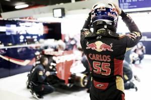 """Carlos Sainz: """"A los diez años quería ser como Fernando Alonso"""""""