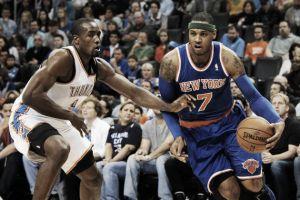 Los Thunder no saben ganar sin Durant
