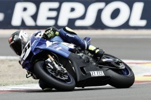 Carmelo Morales hace los deberes en la segunda carrera de Albacete