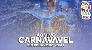 Carnaval Rio de Janeiro ao vivo: acompanhe os desfiles de domingo do Grupo Especial 2018