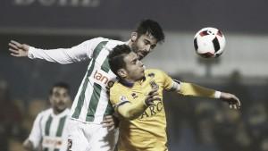 """Javi Galán: """"Tenemos que dominar el partido en El Arcángel"""""""