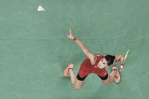 Carolina Marín regresa a la competición