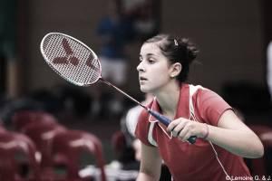 Carolina Marín hace historia en el Mundial de bádminton