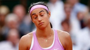 "Caroline Garcia: ""I Wanted To Play On A Smaller Court."""