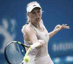 Wozniacki, la favorita que no falla