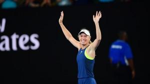 Le journal de l'Australian Open - Day 13 : Caroline Wozniacki enfin couronnée