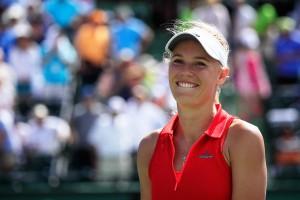 WTA Charleston - La Wozniacki batte due colpi, fuori Safarova e Stosur. Oggi i quarti