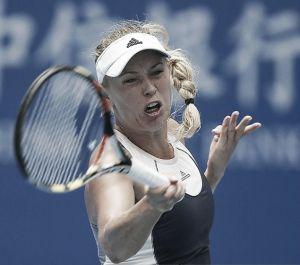 Wozniacki, a tercera ronda sin problemas
