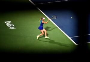 WTA Dubai, la finale è Svitolina - Wozniacki