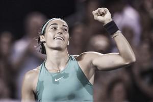 WTA Rogers Cup: In-form Caroline Garcia rolls past Maria Sharapova