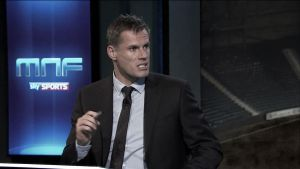 Jamie Carragher backs Liverpool in top four chase