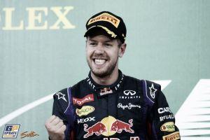 Vettel, más cerca del tetracampeonato en Suzuka
