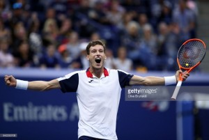 US Open 2017: Carreno Busta reaches the quarter-finals as Shapovalov's run ends