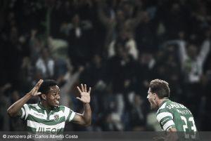 Sporting pasa por encima de un débil Estoril