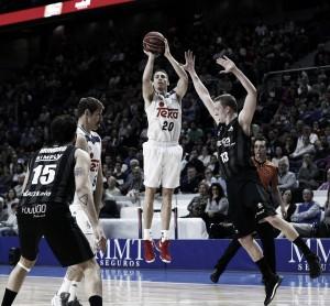 El uno por uno del Real Madrid frente al Bilbao Basket
