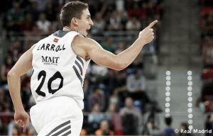 El Madrid ejecuta al Baskonia con un inmenso Carroll