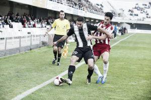 Almería B - Cartagena en directo online (2-0)