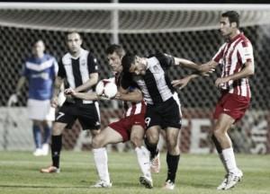 UD Almería B - FC Cartagena: A la cuarta va la vencida