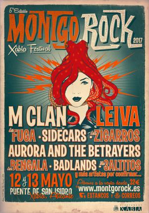 El Montgorock Xàbia Festival se presenta más fuerte que nunca