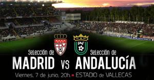Cuatro jugadores del Rayo convocados con la selección madrileña