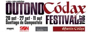 Outono Códax Festival 2014