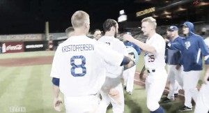 St. Paul Saints walk-off on Sioux City Explorers in 14 innings