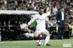 Carvajal se perderá la ida contra el PSG