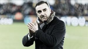 """Carlos Carvalhal: """"Creo en mí mismo y en mis jugadores"""""""