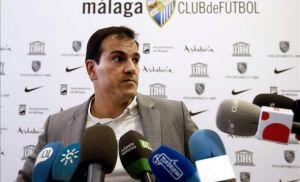 """Casado: """"No hay deuda con Hacienda, el Málaga está saneado"""""""