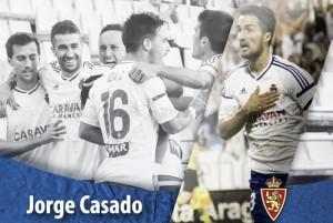 Real Zaragoza 2016/17: Jorge Casado