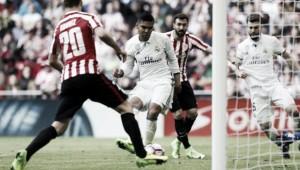 Real Madrid, al San Mames ha prevalso la voglia di vincere