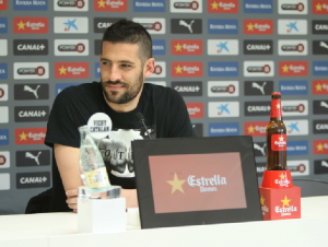 """Kiko Casilla: """"No pienso en perder"""""""
