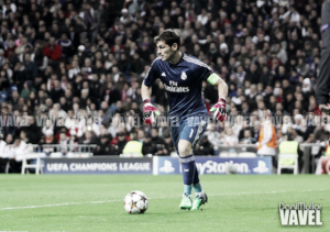 Casillas, segundo jugador con más partidos en la historia del Madrid