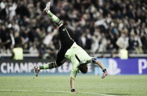 Casillas como Schmeichel