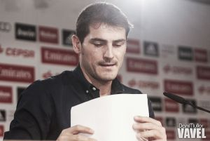 Iker Casillas leaves Real Madrid to join Porto