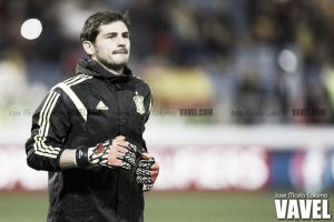 Casillas, entre los nominados a mejor portero del 2014