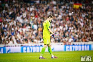 """Casillas:""""Entre la Liga y la Champions, me quedo con la Champions"""""""