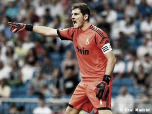 """Casillas: """"Hemos reaccionado bien a raíz del gol"""""""