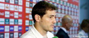 """Casillas: """"Ojalá que este equipo pueda marcar una época"""""""