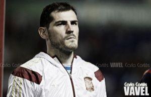 """Iker Casillas: """"En Oviedo encontramos muy buenas sensaciones"""""""